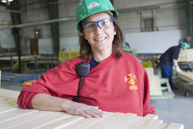 WMEDC wood worker