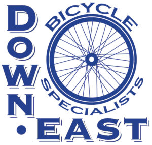 Downeast bicycle logo 1